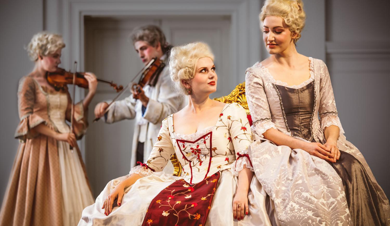 Bach zu Gast am Hofe - Dinner und Konzert in Berlin