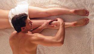 Massagekurs für Partnermassage