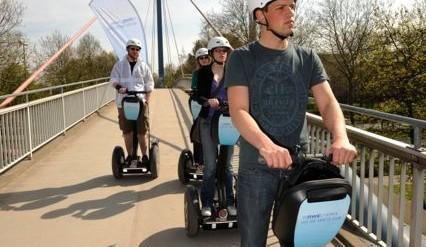Segway-Tour Dortmund - Die sportliche Seite der Stadt