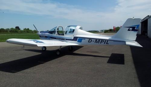 Rundflug mit dem Ultraleicht-Flieger in Mosbach