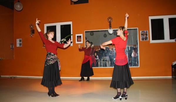 Flamenco tanzen in Karlsruhe (10er Karte)