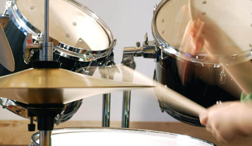 Schlagzeugunterricht in Dessau -Schnuppermonat in Dessau-Roßlau