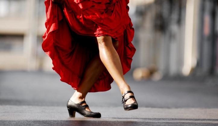Flamenco tanzen in Berlin - 6 Monate Mitgliedschaft