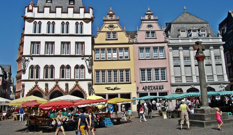 Stadtführung durch Trier - Zu Fuß oder per Fahrrad