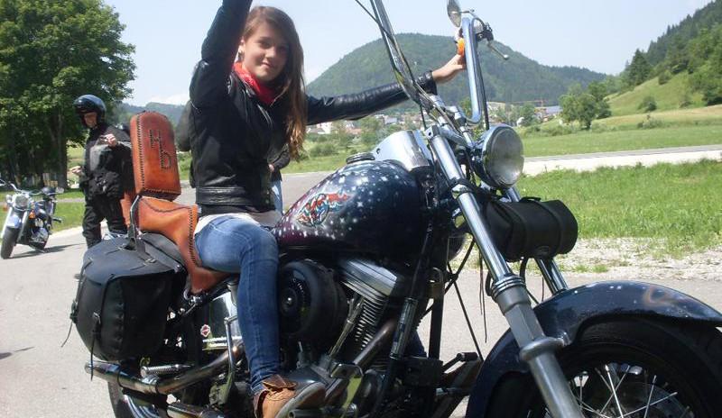 Harley Davidson Tour Bodensee - Cruise über die Straße in Uhldingen-Mühlhofen