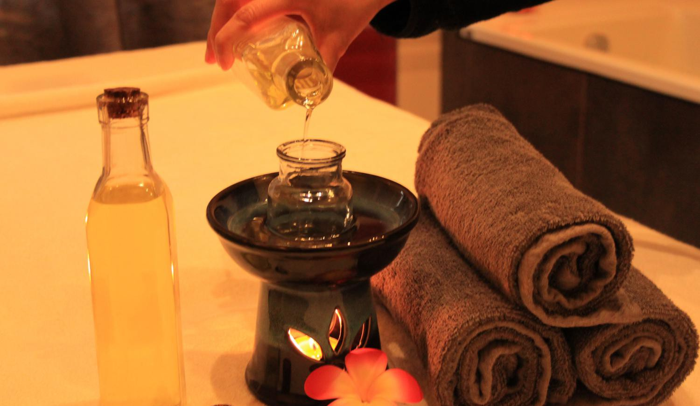 Asiatische und Thai-Massagen