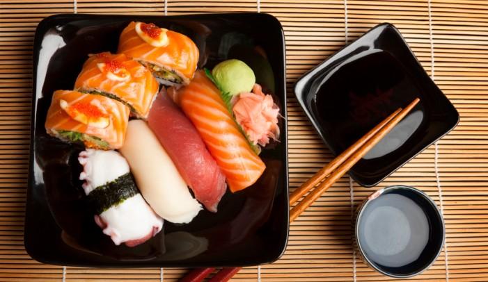 Sushi-Kochkurs in Meerbusch