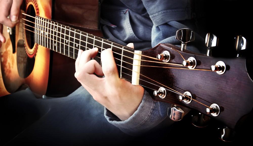 Gitarren-Unterricht Kinder und Jugendliche - München