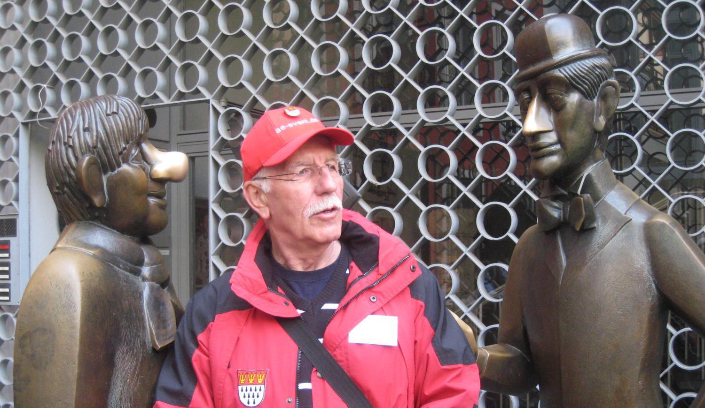 Sagentour in Köln - es war einmal.....