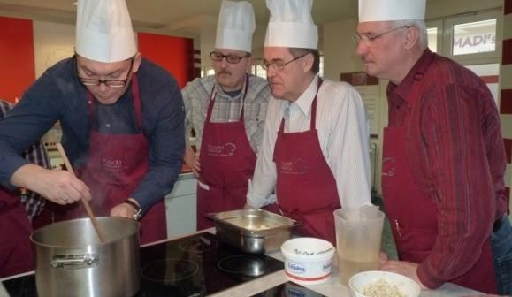 Kochkurse in Langenzenn ✔