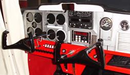 Flugsimulator in Gröbenzell – Cessna 150L