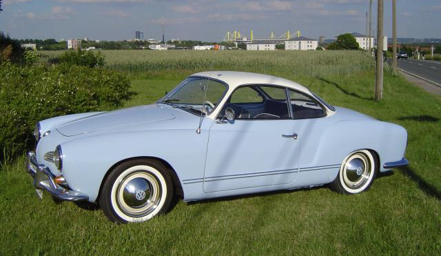 VW Karmann Ghia Typ 14 in Dortmund mieten