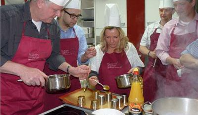Das perfekte Oster Menü - Kochkurs in Dresden