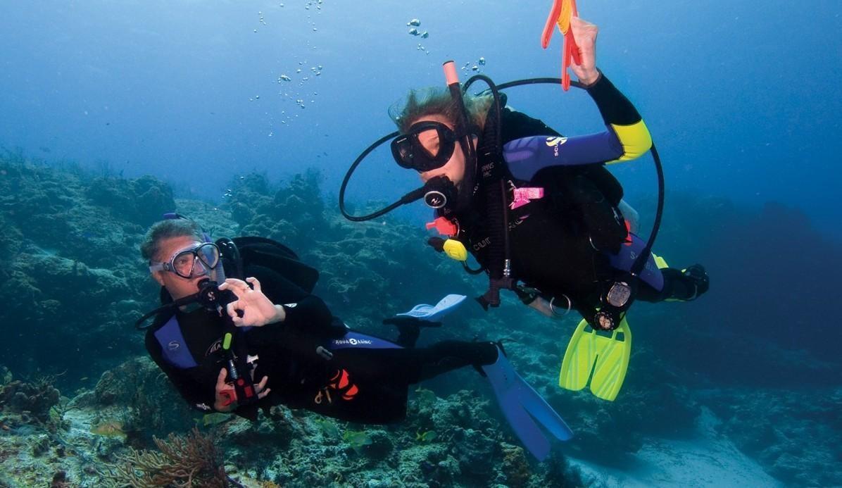 Open Water Diver Kurs - Tauchen lernen