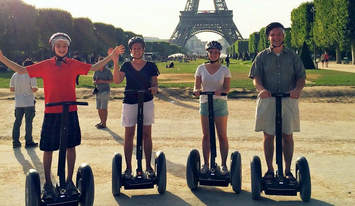 Segway-Tour in Paris