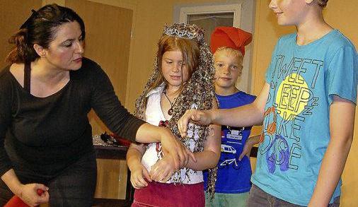Schauspiel Workshops für Kinder im TAM Theater