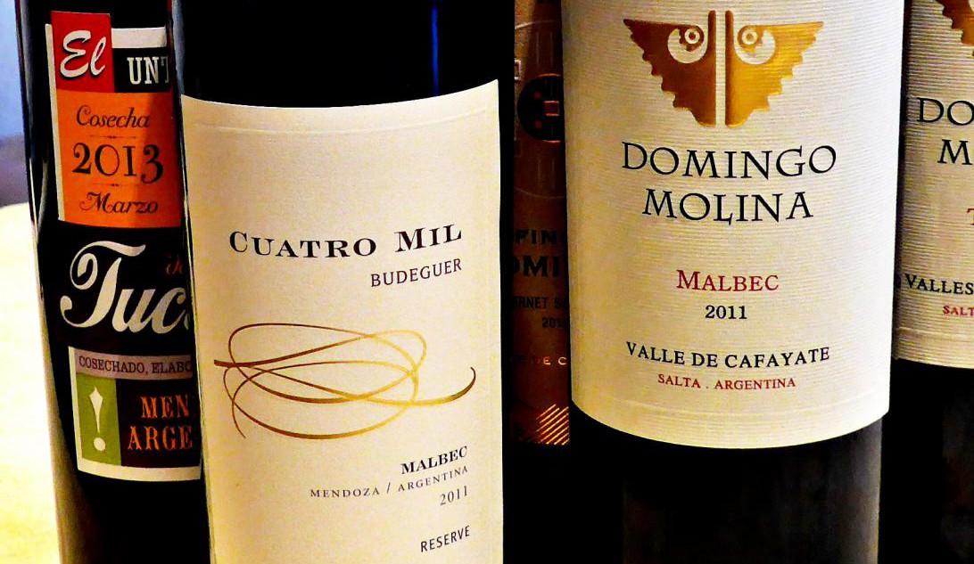 Wein-Seminar in München - Malbec aus Argentinien