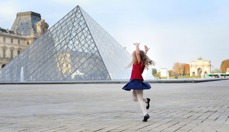 Private Tour durch den Louvre für Familien