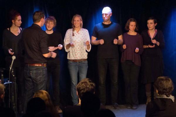 Theater-Workshop in Potsdam - Improtheater Kompakt