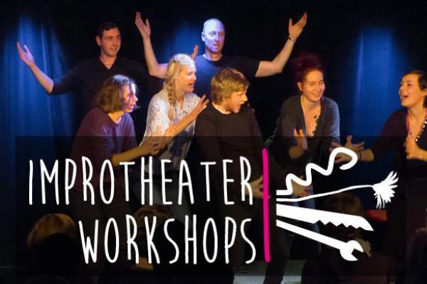 Improtheater-Workshop in Potsdam - Impro Charaktere