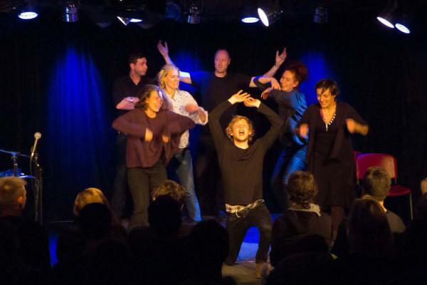 Improtheater-Workshop in Potsdam - Formatentwicklung