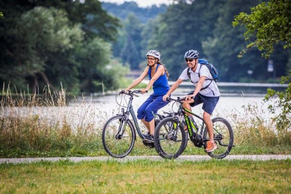 E-Bike-Tour in Kesten a.d. Mosel: Aktiv-Urlaub