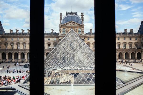 Express-Ticket: Geführte Tour durch den Louvre in Paris