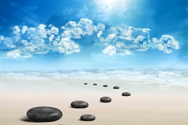 Atmen und Entspannung in der Salzgrotte - Atempause