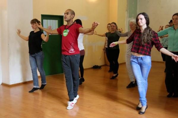 Samba-Tanzkurs in Berlin - 1 Monat Tanzunterricht