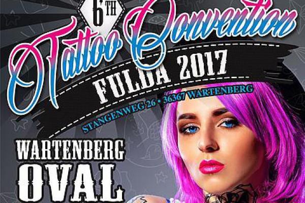 6. Tattoo-Convention in Fulda 2017