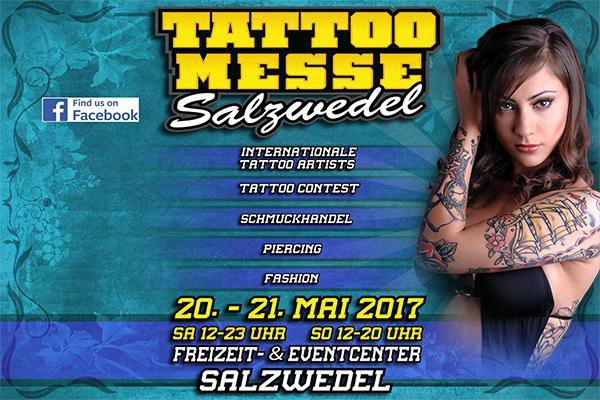 Tattoo Messe Salzwedel 2017