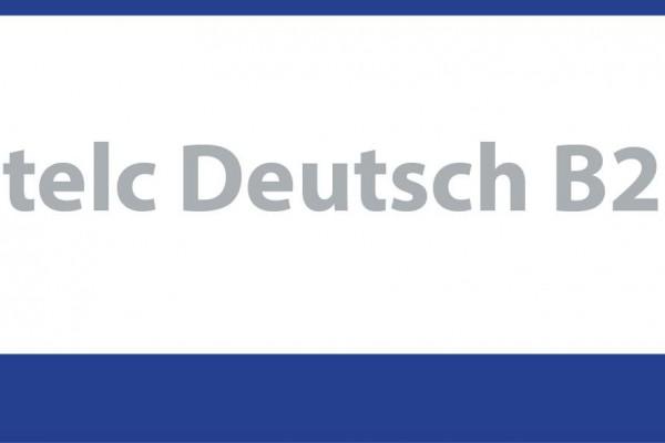 Deutschprüfung in Mannheim: telc Deutsch B2