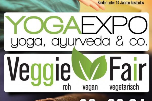 YogaExpo und VeggieFair München
