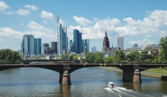 Sightseeing-Stadtrundfahrt durch Frankfurt am Main
