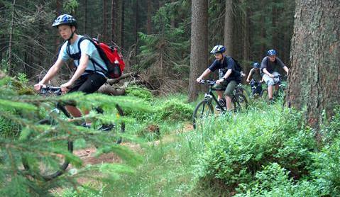 Wochenende mit Downhill-Kurs in Altenau (für 2 Pers.)