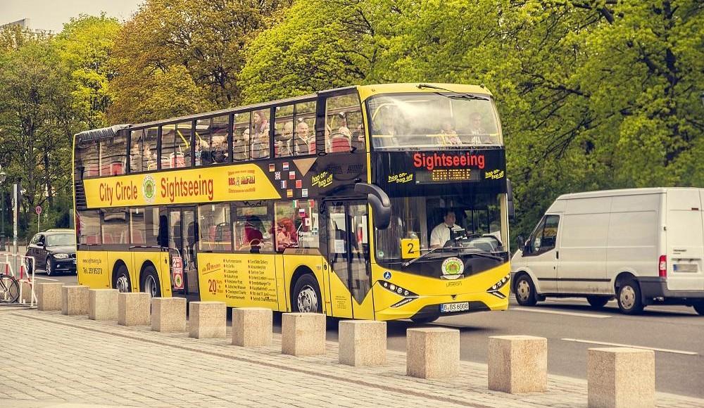 Yellow City Circle Tour Berlin und DDR-Museum Berlin
