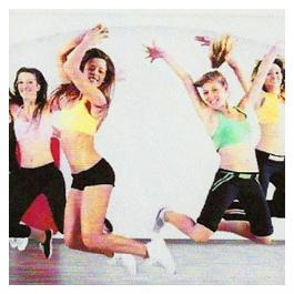 Zumba in Bremen – Tanz-Workout im Fitnessstudio Balance