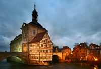 City Hall in Bamberg