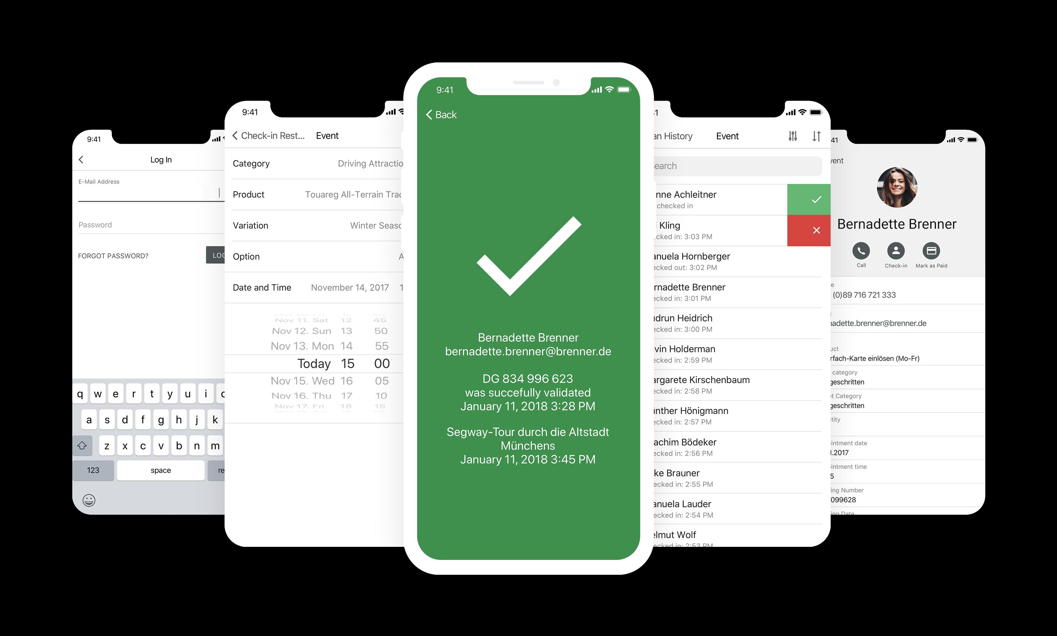 Regiondo App