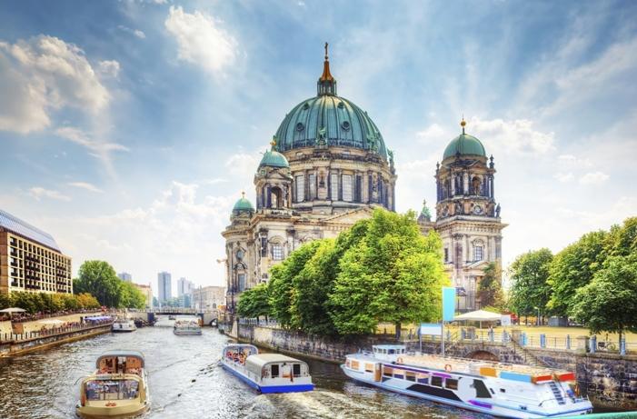 Berlin & Museum Island