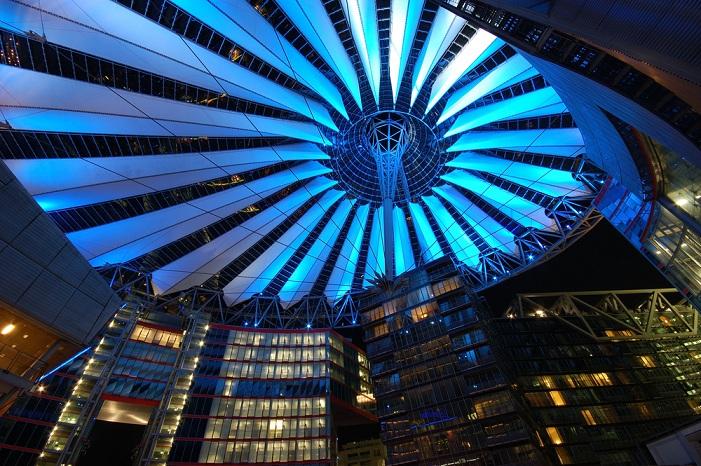 Potsdamer Platz_Sony Center