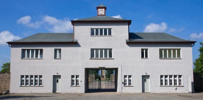 Sachsenhausen in Brandenburg