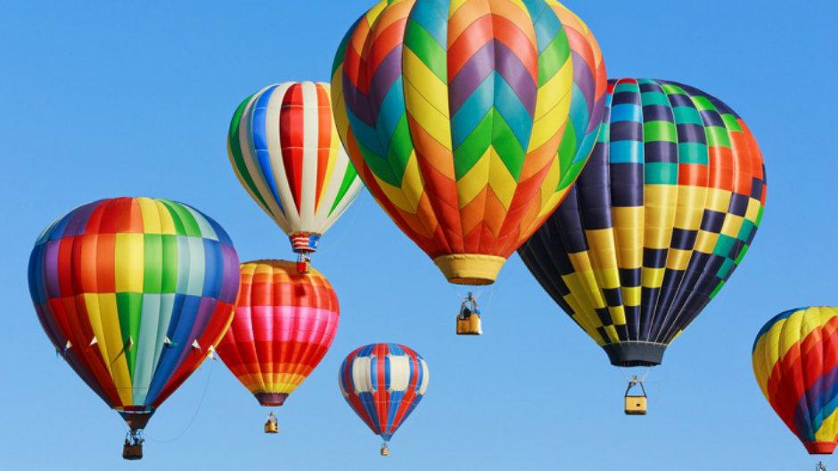 Ballonfahrt trozt Höhenangst