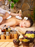 Wellnessmassage in Bielefeld