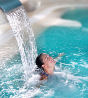 Wellness in einer Therme in Wuppertal